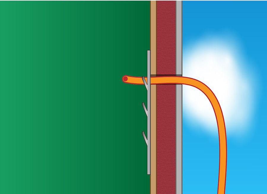 نصب کولر گازی اسپلیت مرحله ۵