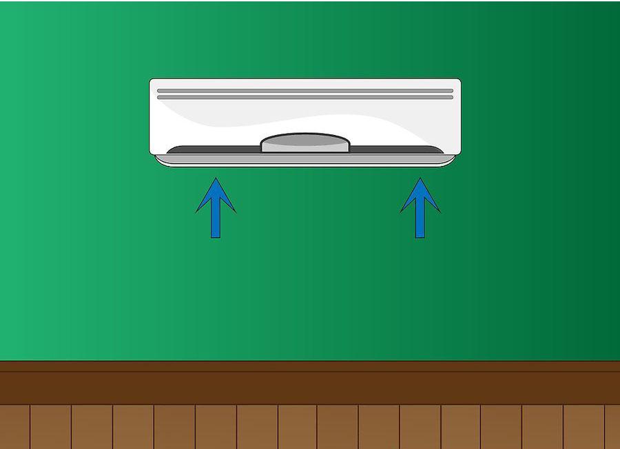 نصب کولر گازی اسپلیت مرحله ۶
